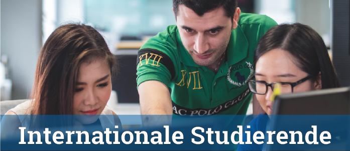 Internationale Studierende Startseite Shortlink